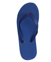 Badeschuhe Lagerware Blau