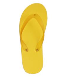 Badeschuhe Lagerware Gelb